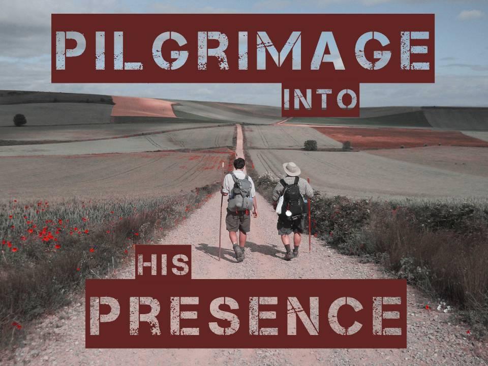 Pilgrimage series cover slide